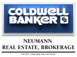 COLDWELL BANKER NEUMANN REAL ESTATE, BROKERAGE*